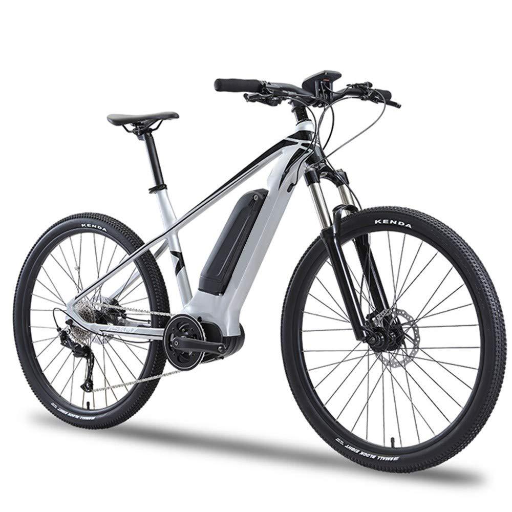XMIMI Bicicleta eléctrica Centro 36V Batería Montaña Energía ...