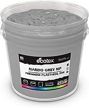 Ecotex Nardo Grey NP Plastisol Ink for Screen Printing - Non Phthalate Formula - All Sizes (Quart)