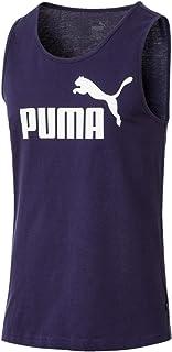 PUMA Men's Ess Tank, Peacoat
