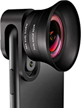 Phone Camera Lens Pro – ANGFLY 4K HD 2 in 1 Aspherical Wide Angle Lens & Super..