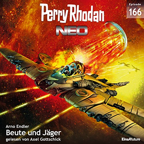 Beute und Jäger (Perry Rhodan NEO 166) Titelbild