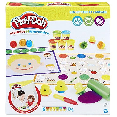 Play-Doh - B34071010 Modeler & Apprendre - Les Lettres Et Langage