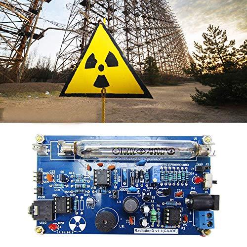 BAOSHISHAN Geiger-Zähler-Set, zusammengebaut, Radiations-Detektor, GM-Röhre