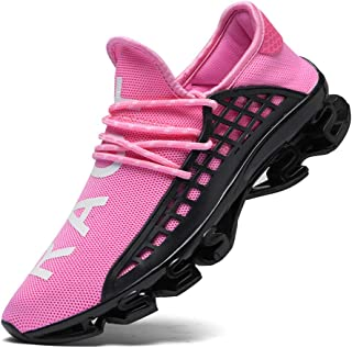 Women Road Running Shoes Men Sneakers Lightweight Athletic Tennis Sports Walking Breathable Shoes