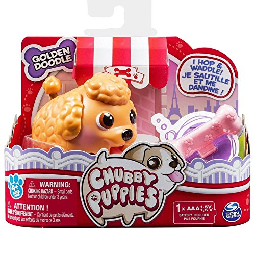Chubby CHIOTS /& FRIENDS star Babies collector 10-Pack Spin Master 20095215