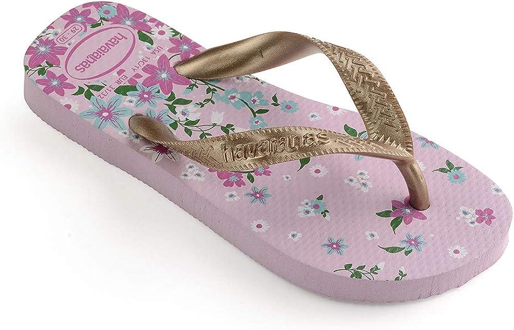 Havaianas Unisexs Flores Flip Flops