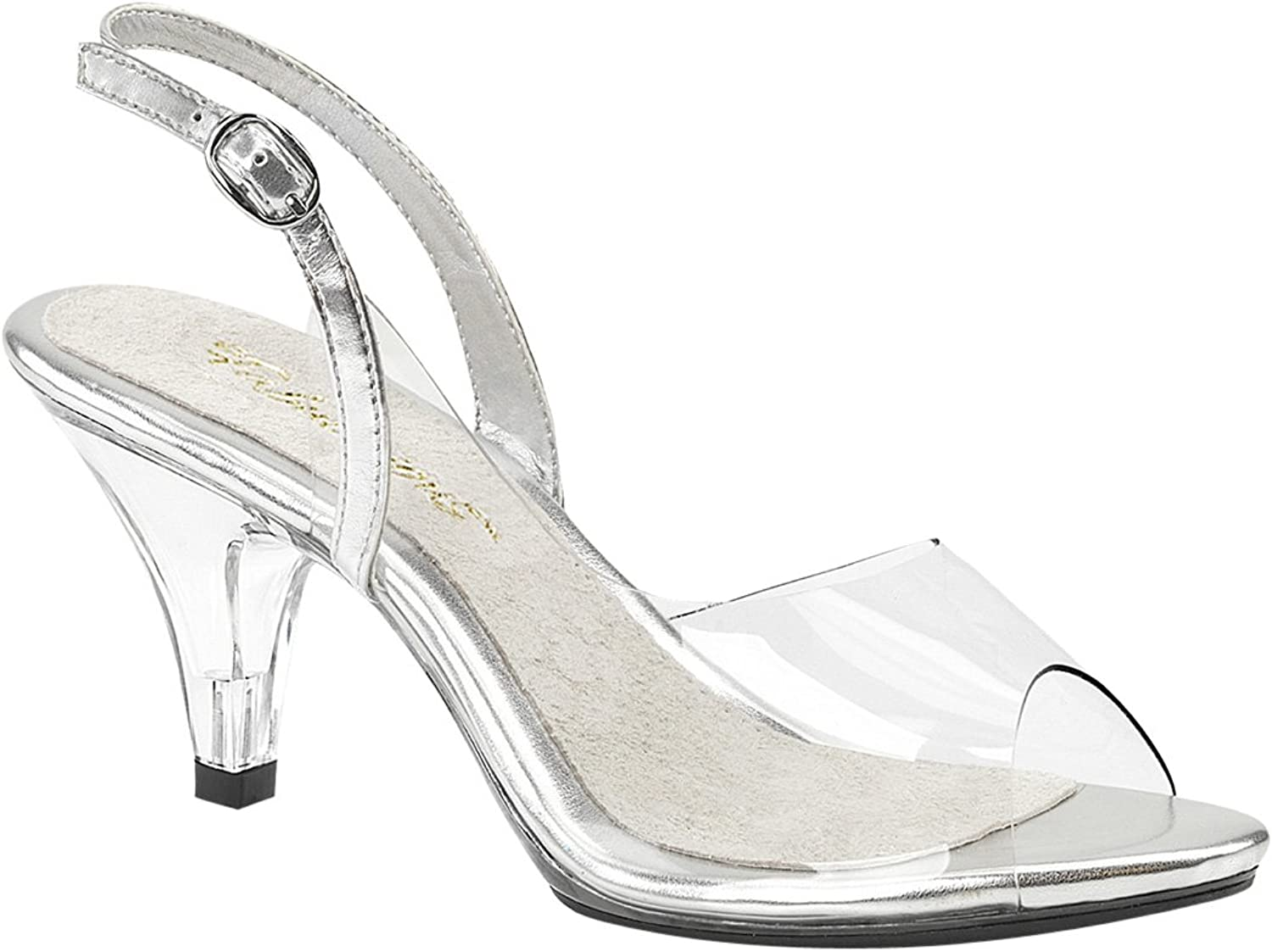 Fabulicious Womens BELLE-350 C M Sandal
