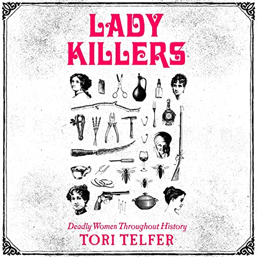 Lady Killers cover art