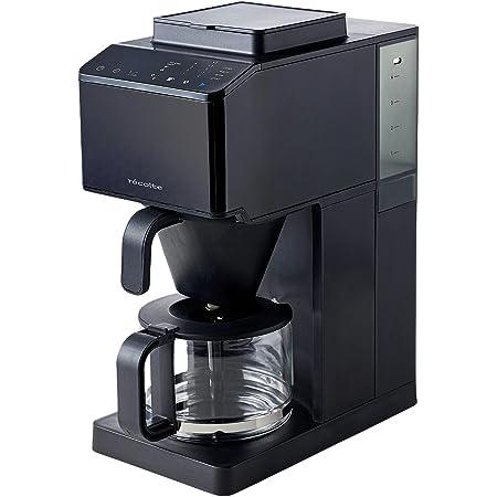 レコルト コーン式全自動コーヒーメーカー RCD-1(BK) ブラック recolte Grind & Brew Coffee Maker