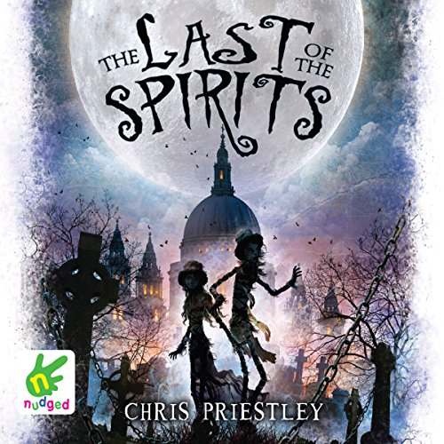The Last of the Spirits audiobook cover art