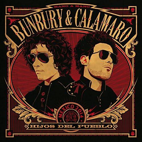 Bunbury & Andres Calamaro