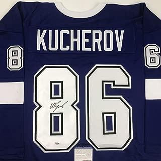 kucherov signed jersey