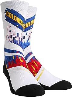 国际国旗摇滚乐队袜
