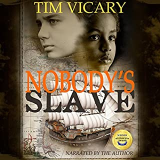 Nobody's Slave audiobook cover art