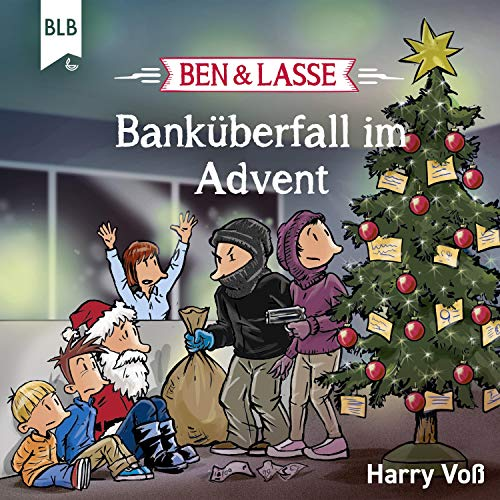 Banküberfall im Advent  By  cover art