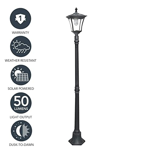 Outdoor Pole Lighting: Amazon com