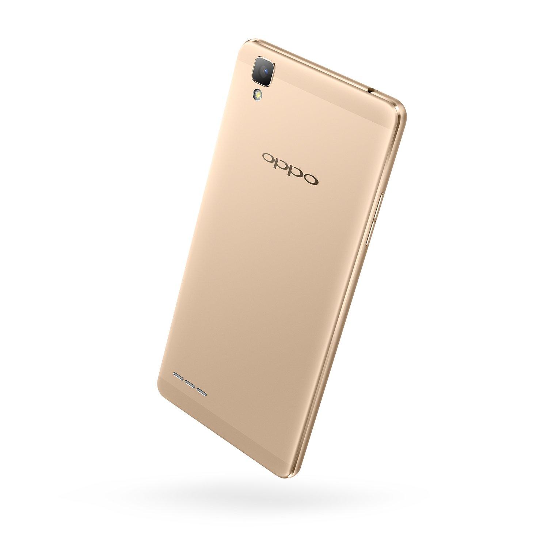OPPO F1 Smartphone (12,5 cm (12,7 cm), 1280 x 720 píxeles, 16 GB ...