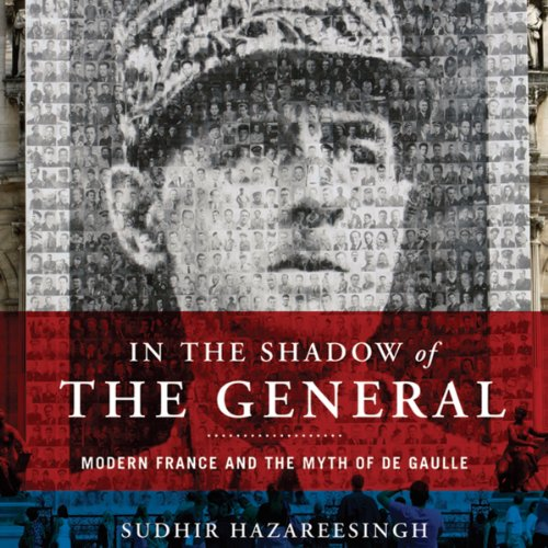 In the Shadow of the General audiobook cover art