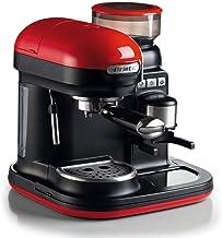 Ariete Moderna espressomachine rood/zwart, één maat