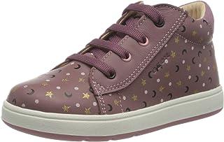 Geox Girl's B Biglia First Walker Shoe