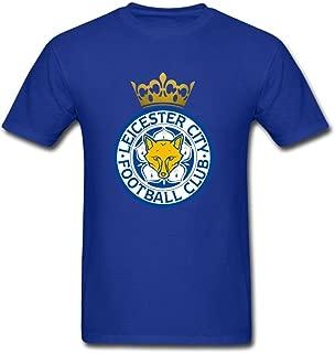 FSCYHX Men's T-Shirts 2016 Football England Premier League Leicester City