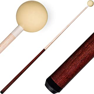 McDermott 42 inch Training Youth Kids Pool Cue Stick with Cue Ball on End