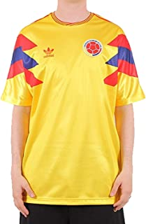 Originals Colombia 1990 Jersey Pure Yellow MD