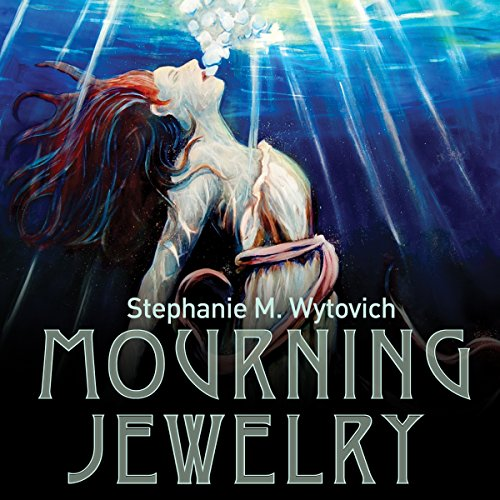 Mourning Jewelry audiobook cover art