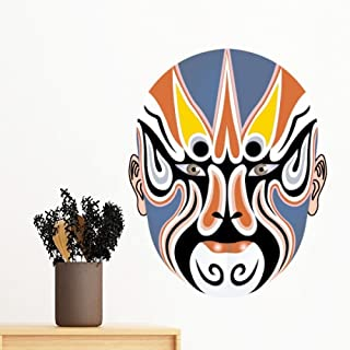 DIYthinker Beijing Opera Peking Opera Facial Mask Colorful Suowulong Art Chinese Traditional Culture Illustration Pattern ...
