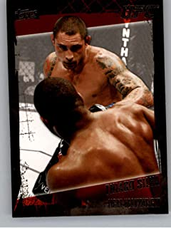 2010 Topps UFC MMA #8 Thiago Silva Official Ultimate Fighting Championship Trading Card