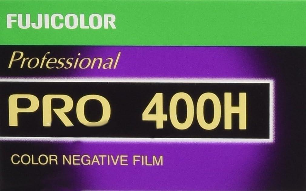 輝度論理的トレイルFUJIFILM カラーネガフイルム(プロフェッショナル用) フジカラー PRO400H 35mm 36枚 1本 135 PRO 400 H NP 36EX 1