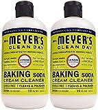 MRS. MEYER'S CLEAN DAY Cream Cleanser - 12 oz - Lemon Verbena - 2 pk