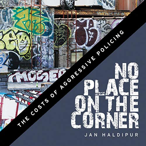 No Place on the Corner cover art