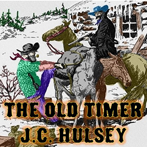 The Oldtimer  By  cover art