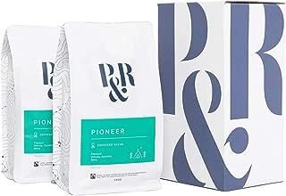 Pablo & Rusty's Pioneer Blend. Freshly Roasted Specialty Coffee.