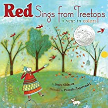 Red Sings from Treetops: A Year in Colors (Sidman, Joyce)