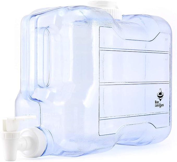 754 opinioni per Bar Amigos, distributore di acqua con rubinetto, dispenser da tavolo, in