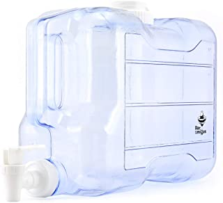 Bar Amigos - Dispensador de agua de plástico PETG para