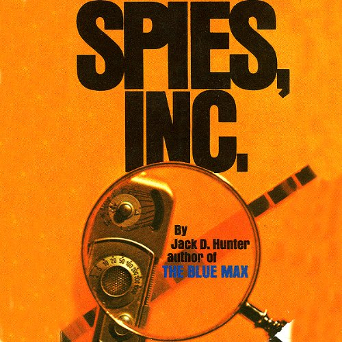 Spies, Inc. audiobook cover art
