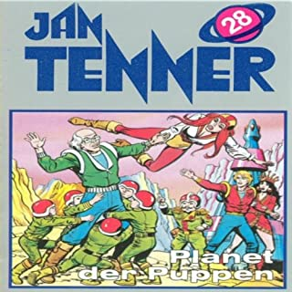 Planet der Puppen (Jan Tenner Classics 28) Titelbild