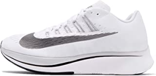 Nike Women's WMNS Zoom Fly, White/Black-Pure Platinum, 7 US