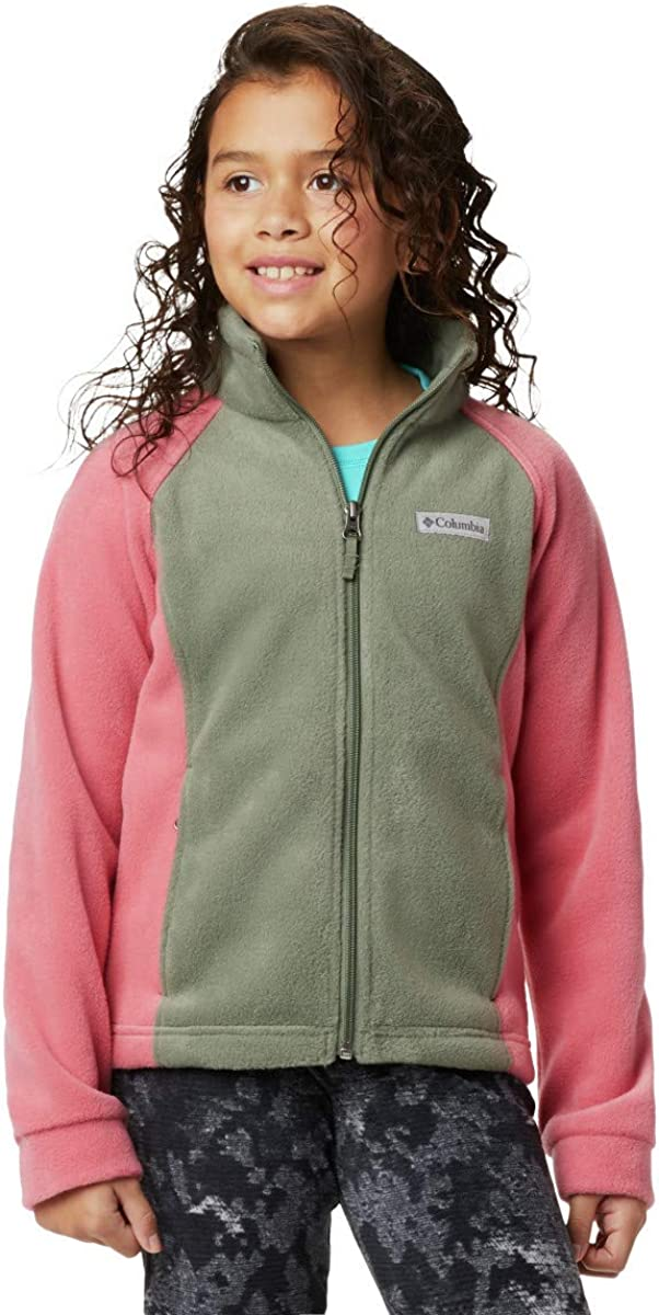 Columbia Baby Girls' Benton Max 73% OFF Fleece Springs Jacket Year-end gift