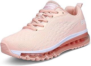 Scarpe Running Sneakers Uomo Donna Sport Scarpe da Ginnastica Fitness Respirabile Mesh Corsa Leggero Casual all'Aperto