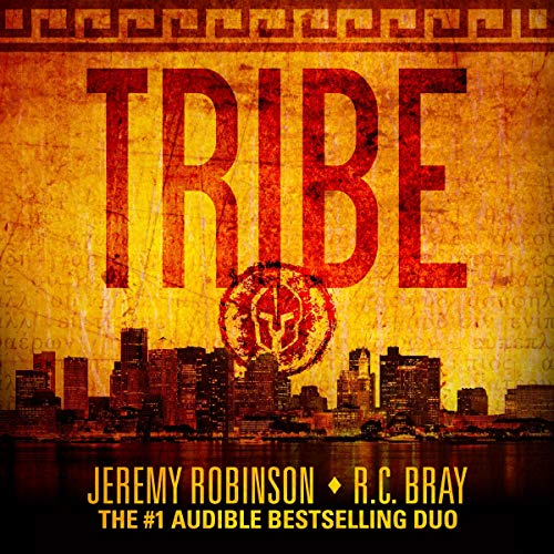 Tribe audiobook cover art