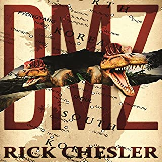 DMZ     A Dinosaur Thriller              By:                                                                                                                                 Rick Chesler                               Narrated by:                                                                                                                                 Jeffrey S. Fellin                      Length: 7 hrs and 5 mins     1 rating     Overall 4.0