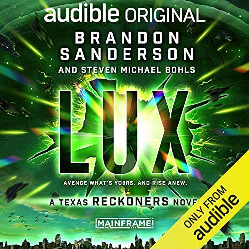 Lux cover art