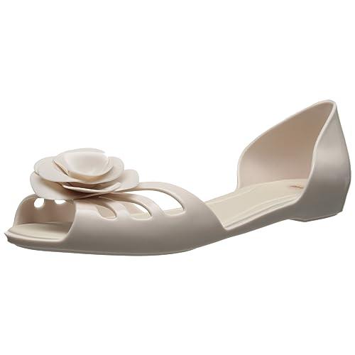 a9f38f752293 mel Dreamed by melissa Women s Move Ballet Flat