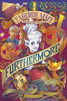 Furthermore by [Tahereh Mafi]