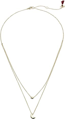 SHASHI - Luna Lariat Necklace