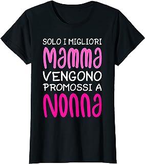 T-shirt Maglietta donna J2458 Avere 70 Anni e non Sentirli Idea Regalo Nonna